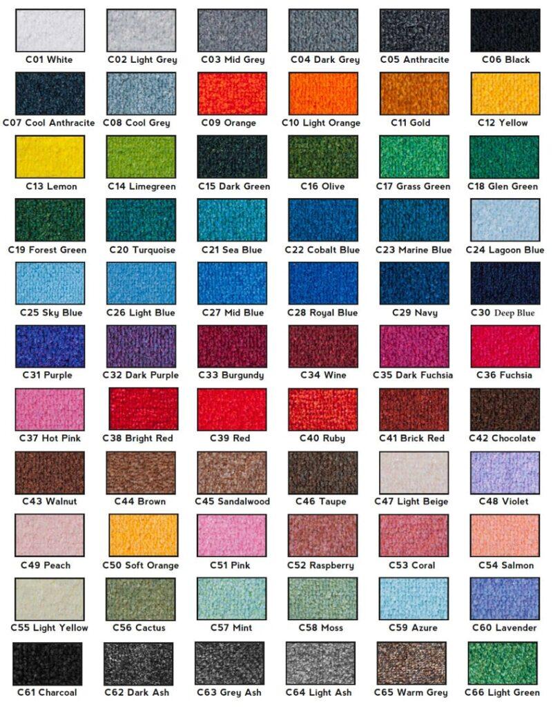 Alfombras personalizadas en textil